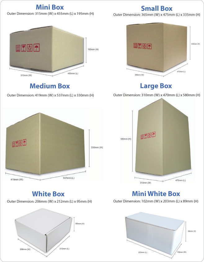 Carton Boxes And Moving Boxes