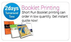 Booklet Printing - Hot Product