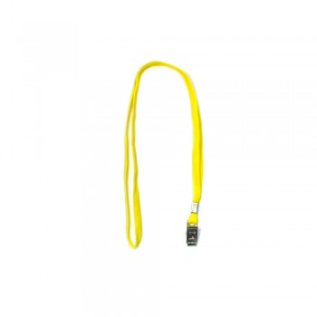Lanyard 9mm- Yellow