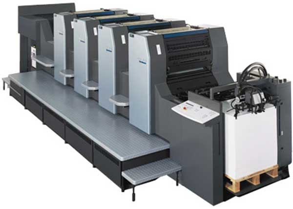 Digital Printing Machinery