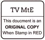 Original Copy chop