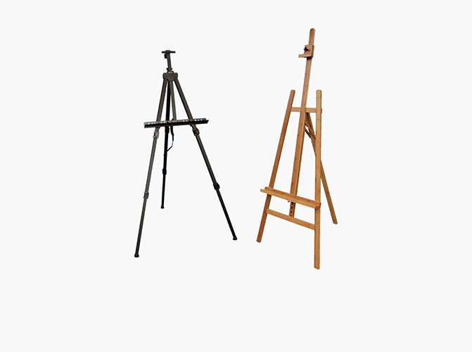 Easel Stand-Wooden Stand