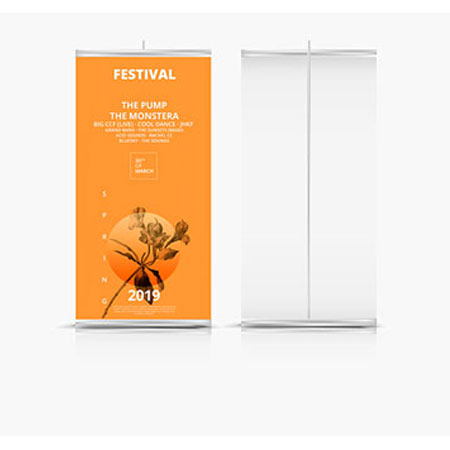 Roll Up Banner | Pop Up System