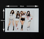 Kpop Fans Card