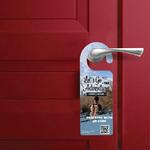 Door Hanger design A