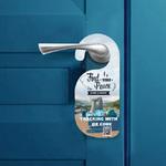 Door Hanger design B