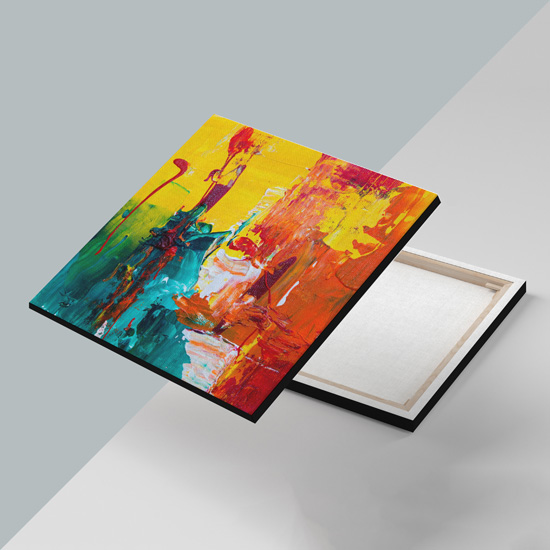 Canvas Side Selection