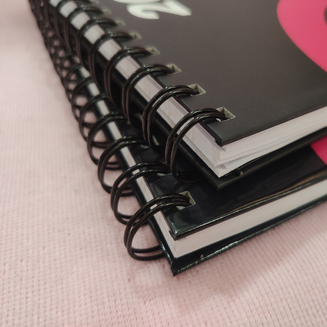 Notebook Finishing Outer Wire