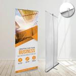 Premium Roll Up Banner